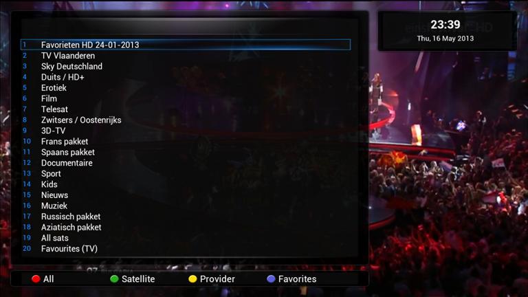 E2BMC - XBMC + E2 novi mix na pomolu? - Ostali MPEG4 / HDTV